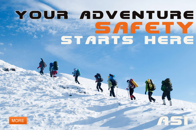 Your adventure safety starts here